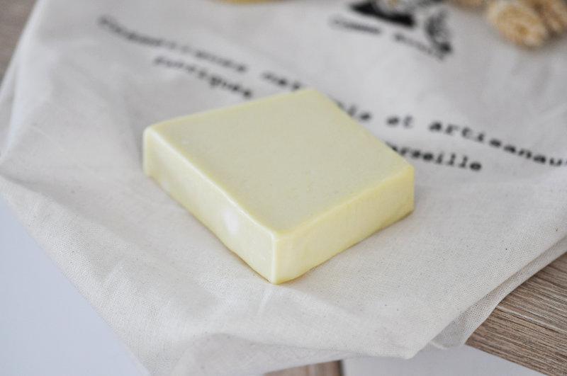 savon solide huile d'olive vegan zero dechet - Comme Avant - Mon peau de crème