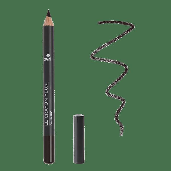 crayon-yeux-noir-bio- coffret personnalisé - Mon peau de crème Emonoé -Avril