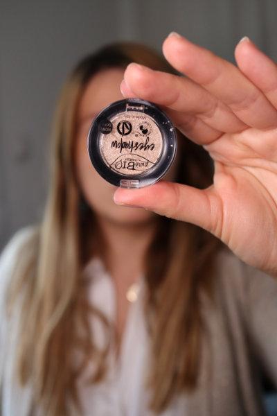 Champagne irisé - Purobio - Maquillage débutant - Mon peau de crème Emonoé