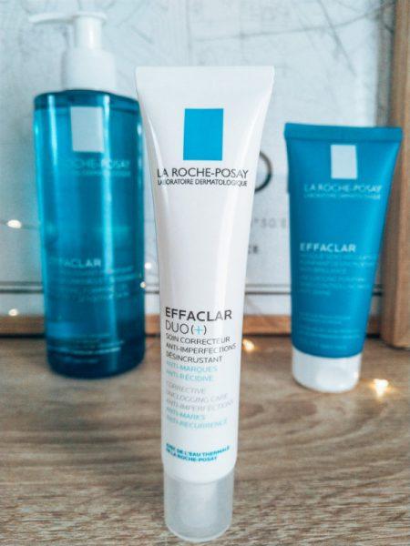 5 erreurs à ne pas commetre quand on a de l'acné - Mon peau de crème- Emonoé - Blogueuse Lyonnaise- La roche posay Effaclar duo +avis