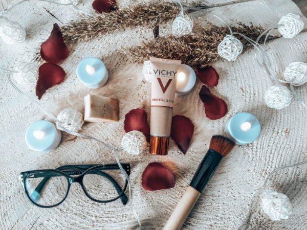 Vichy minéral blend- Fond de teint - Astuces maquillage