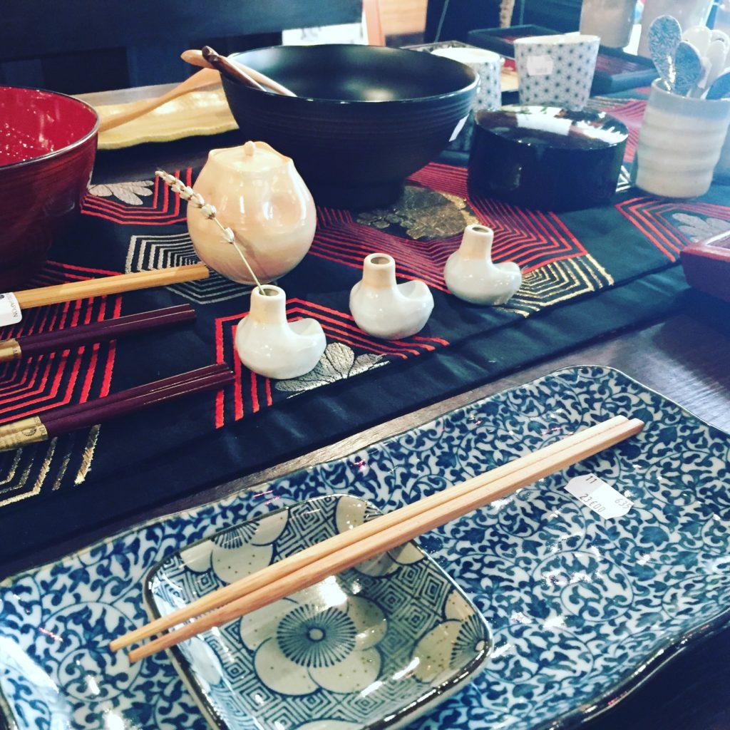 Produits Made in Japan à la Maison du Japon à Bordeaux