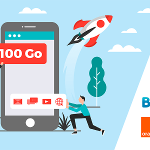 Mobile plans with 100 GB