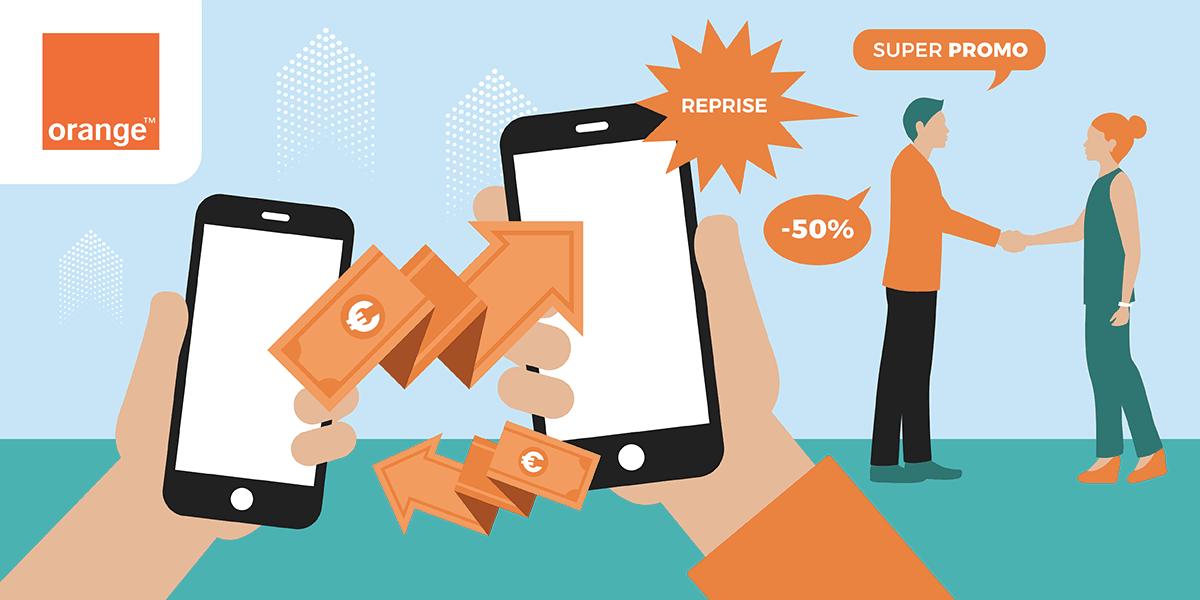 reprise d orange les offres de rachat
