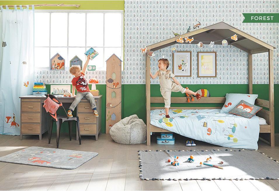 Maisons Du Monde 10 Chambres Bb Amp Enfant Inspirantes