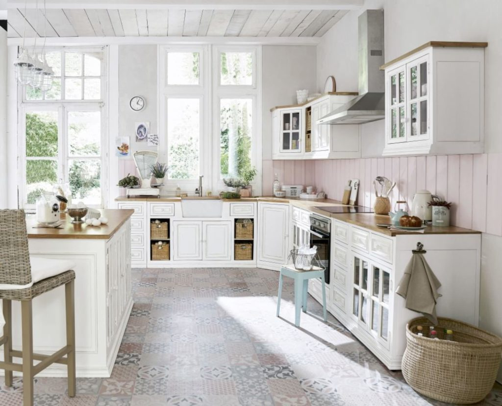 cuisine blanche blog