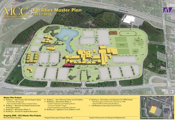 Facilities Master Plan | Office of Institutional Planning ...