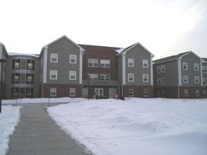 Alexander Hall | Housing and Residence Life | Monroe ...
