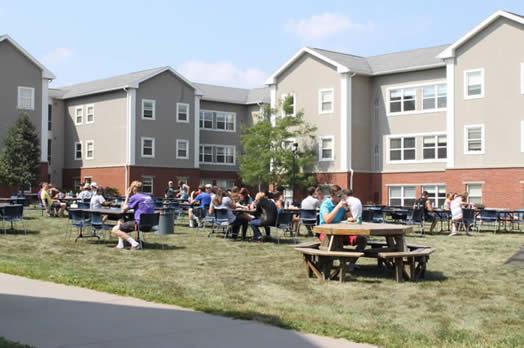 Residence Hall Programs | Housing and Residence Life ...