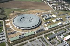 Synchrotron Soleil à Saclay