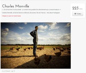 Charles Monville