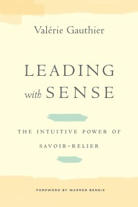 couve Leading with Sense Valerie Gauthier