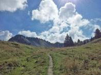 Le plateau de la montagne du CHarbon