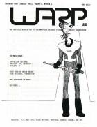 Cover Warp 22