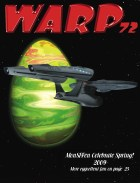 WARP 72 Cover