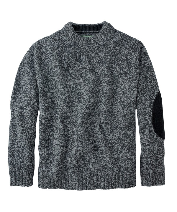 Howick Col V Pull Homme Gents Pullover pleine longueur manches Mailles Fines