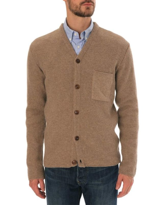 cardigan beige Homecore