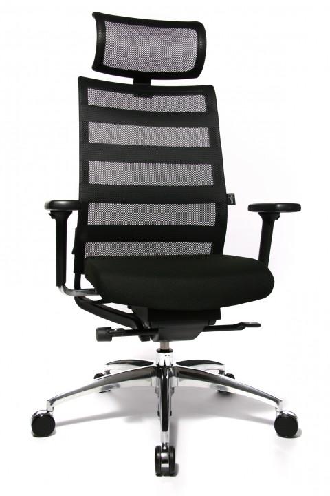 fauteuil de bureau haut de gamme ergo medic 100 1