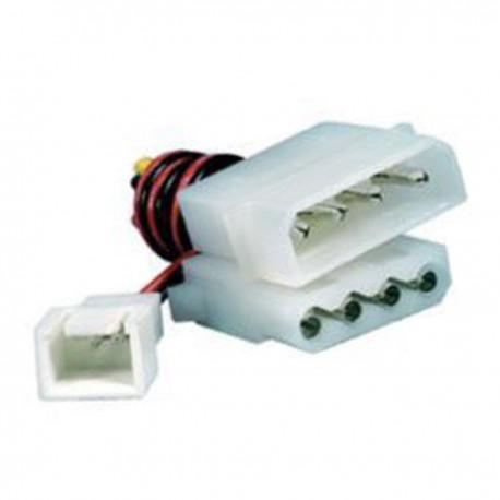 cable adaptateur molex male femelle 3 pin ventilateur monsieurcyberman