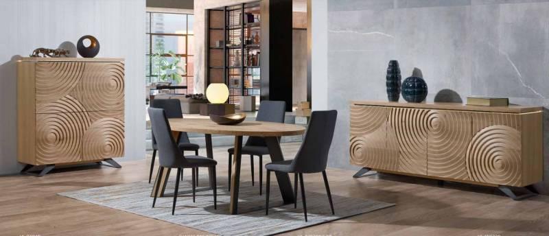trouver des meubles de style industriel