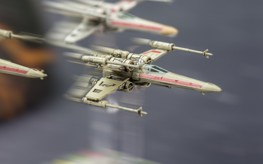 Star Wars : X-Wing – Le chasseur X-Wing