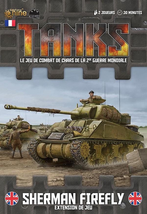 Tanks - Boîte d'extension Sherman Firefly