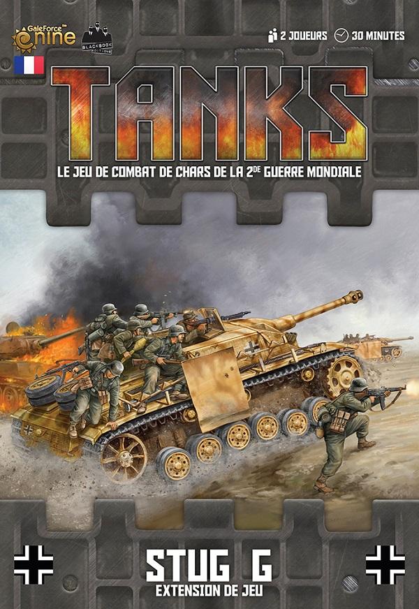 TANKS, extension StuG G