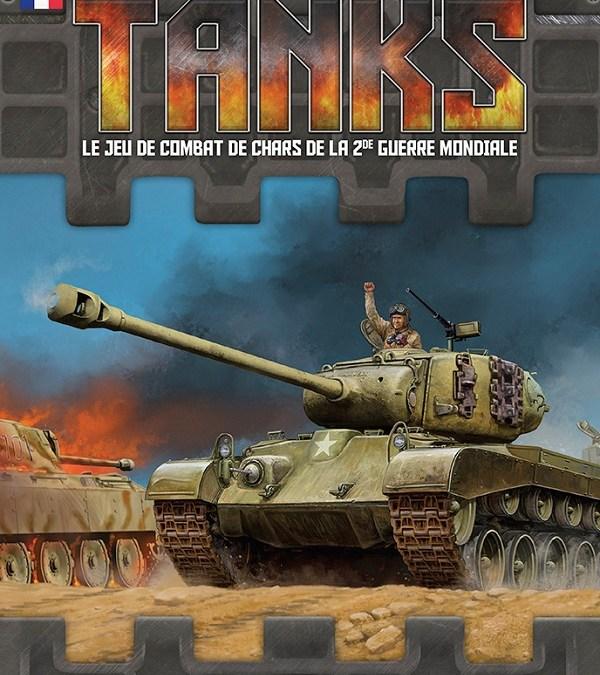 Tanks – Nouvelles extensions en approche !