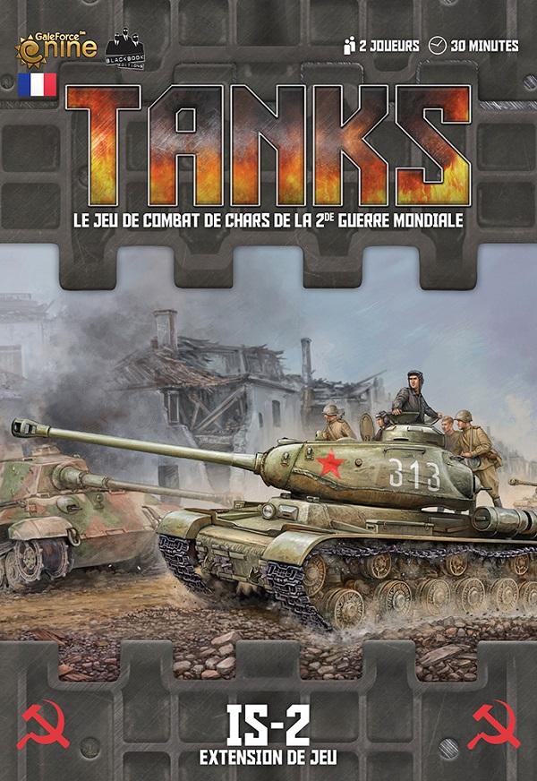 Tanks - Tutoriel de peinture de l'IS-2