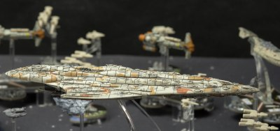 Star Wars Armada-Croiseur MC 80 Liberty- 1