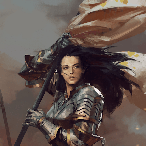 Joan of Arc – Mythic Games lance son Kickstarter !