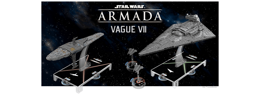 Star Wars Armada - Vague VIII