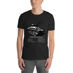 T-Shirt Sherman M4A1