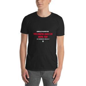 T-Shirt Cthulhu fhtagn !
