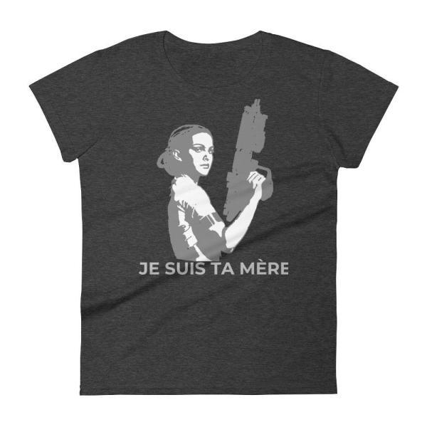 """T-Shirt """"Je suis ta mère"""""""