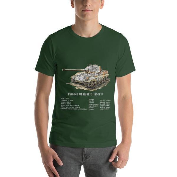 T-Shirt Tiger II