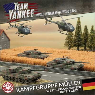 Kampfgruppe Müller