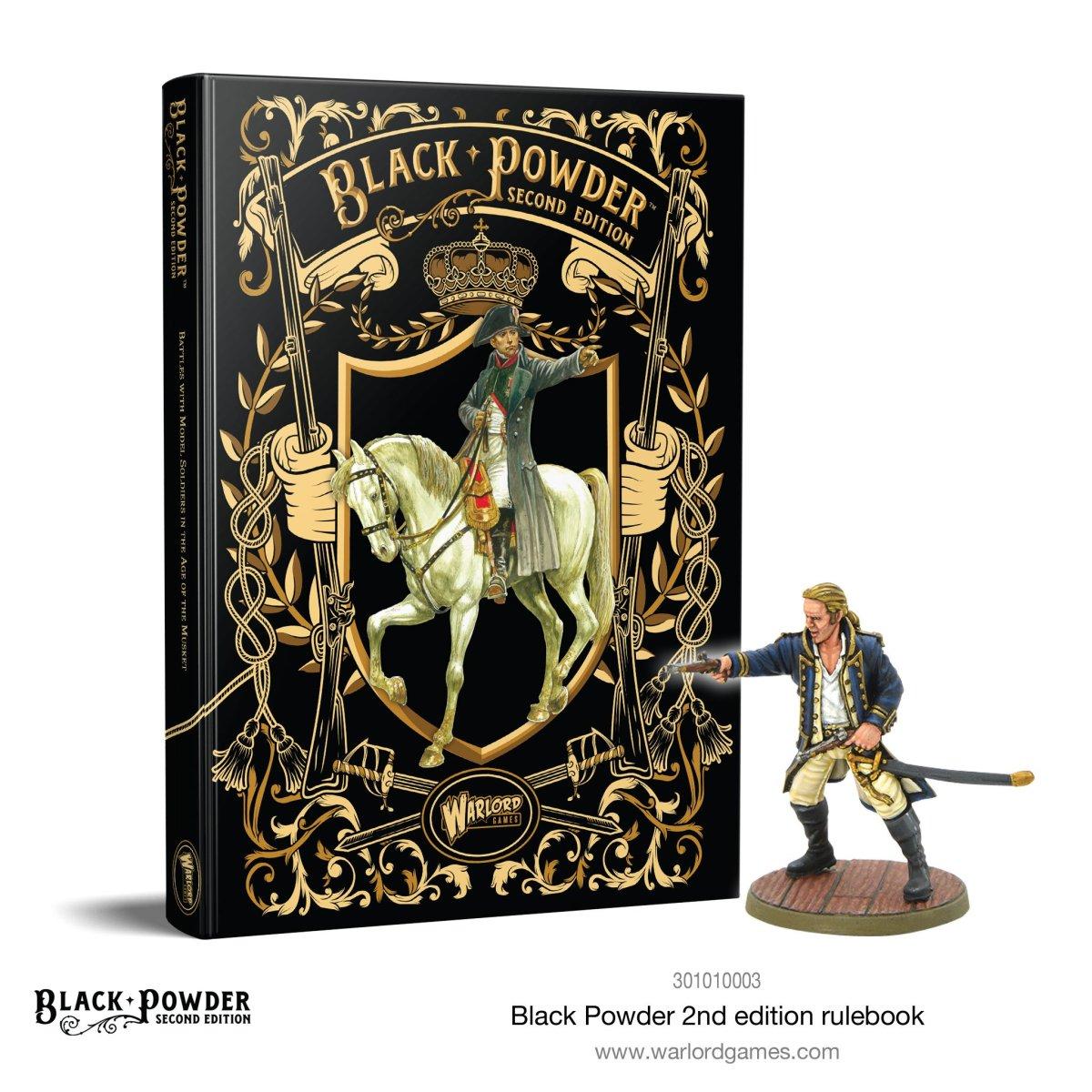 Black Powder 2 - Critique du livre de règles