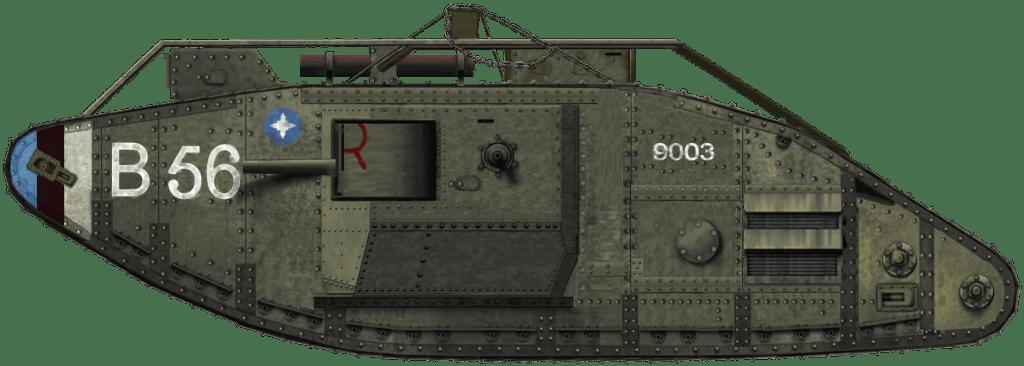 Tank Mark V