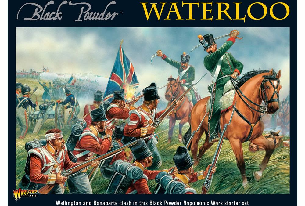 Black Powder Seconde Édition – Starter Set Waterloo