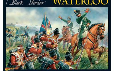 Black Powder Seconde Édition – Starter Set Waterloo