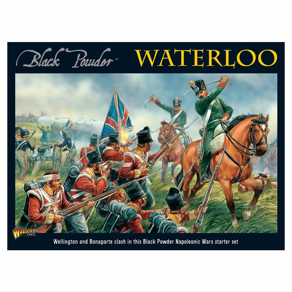 Black Powder 2 - Starter Set Waterloo