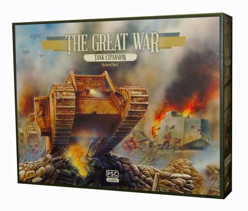 La Grande Guerre – Ouvertures de boîtes de l'extension Tanks