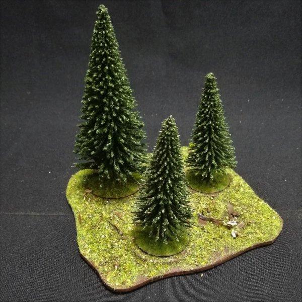 Forêt 3 arbres