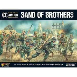 "Bolt Action 2 Starter Set ""Band of Brothers"" VF"