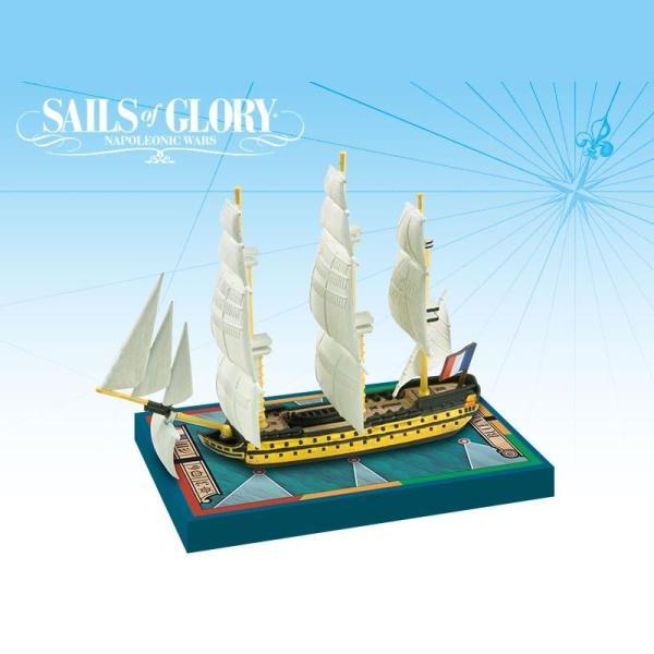 Sails of Glory - Bucentaure 1803/ Robuste 1806