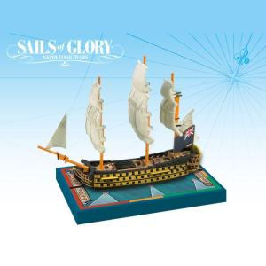 Sails of Glory - HMS Royal Sovereign 1786