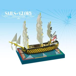 Sails of Glory - HMS Victory 1765