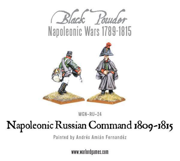 Napoleonic Wars: Russian Command 1809-1815
