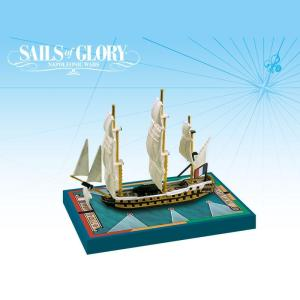 Sails of Glory - Petit Annibal 1782 / Leander 1798